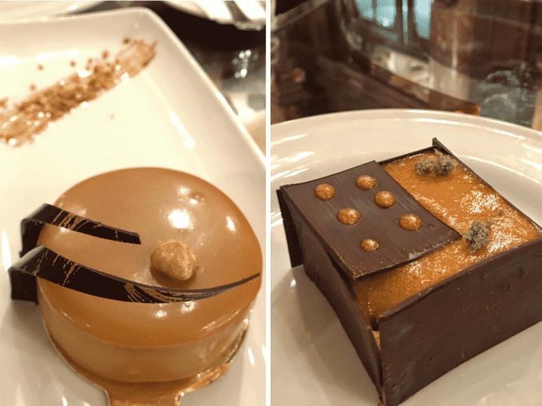 Make for the cake at New York Cafe, Budapest