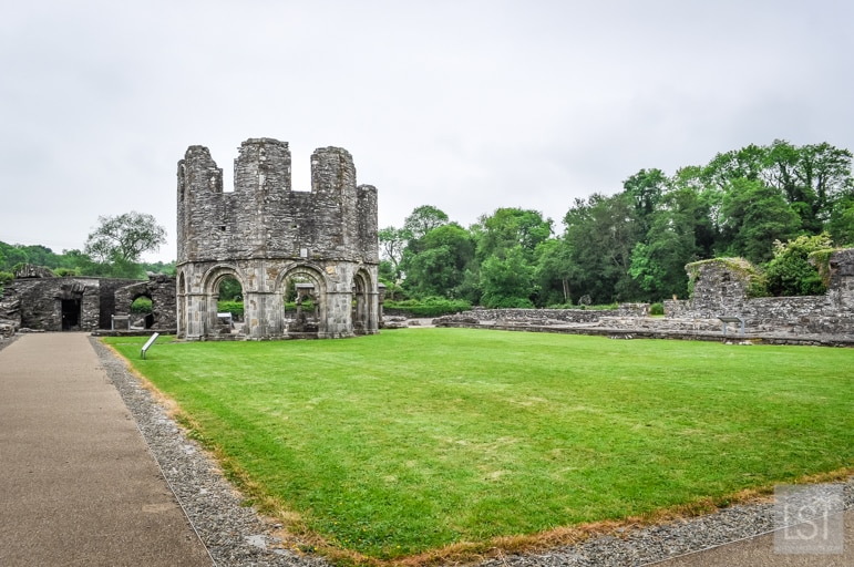 Mellifont Abbey, part of Ireland's Ancient East