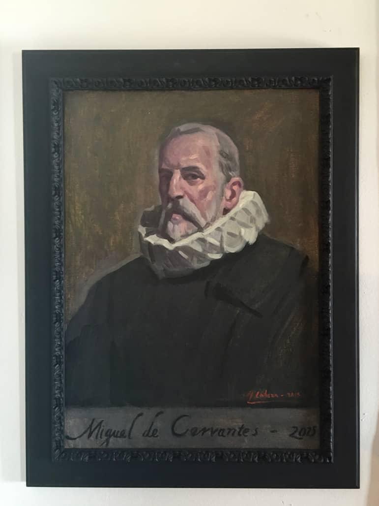Miguel de Cervantes Saveedra