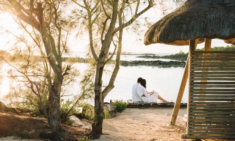 Paradise Cove is a resort for couples to relax and reconnect
