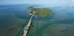 Take the road to the Florida Keys - US1