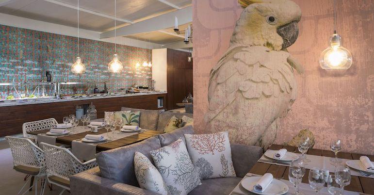 All inclusive holidays in Europe - Grand Palladium Palace Ibiza Resort & Spa Portofino restaurant