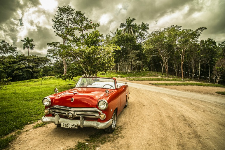 Places to go for winter sun - Cuba