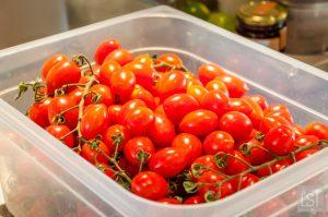 Delicious Lobello tomatoes