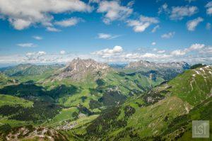 Mt Rufikopf highlights some of the delights of the Vorarlberg region