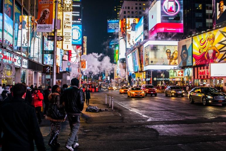 Magical Winter Escape - New York