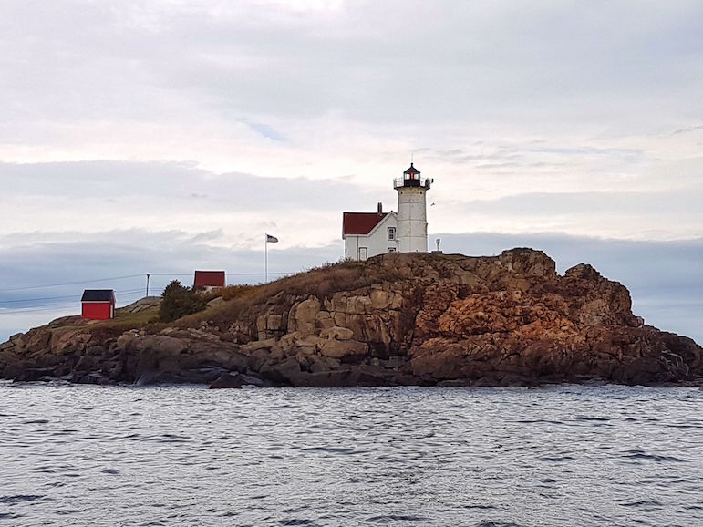 Places to go in Maine - Nubble lighthouse