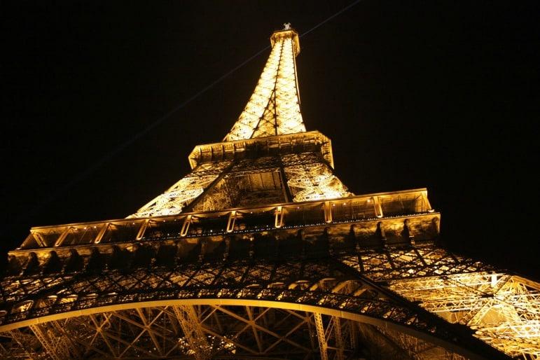 Magical Winter Escape - Eiffel Tower, Paris