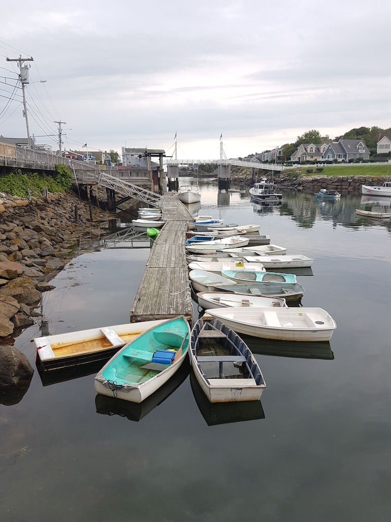 Places to go in Maine - Perkins Cove