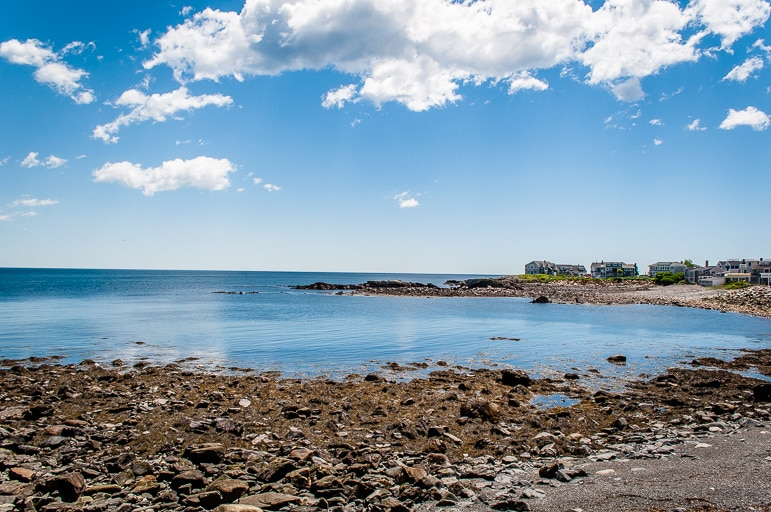 Places to go in Maine - Marginal Way in Ogunquit