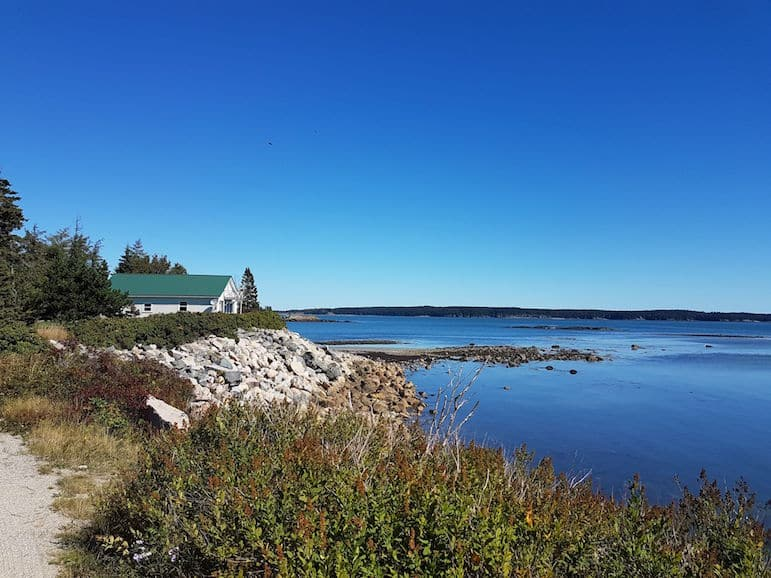 Places to go in Maine - route 187 Bold Coast Scenic Byway
