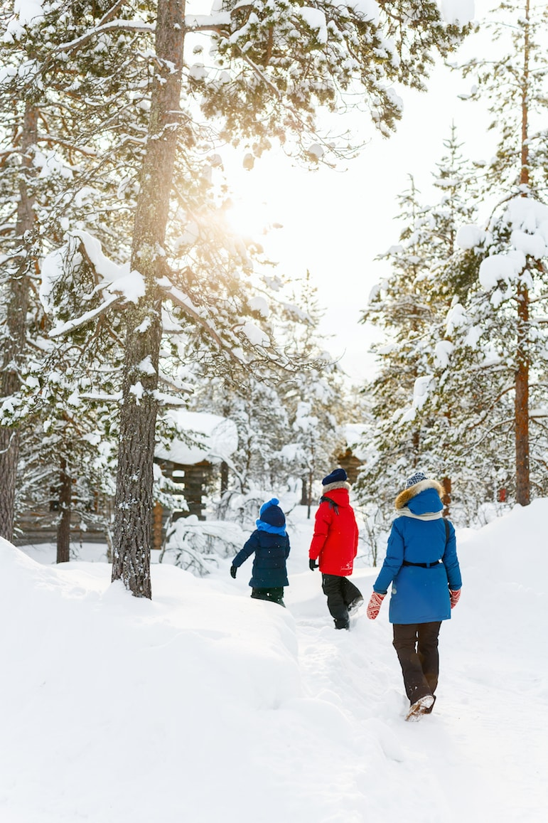 Enjoy the great outdoors with Holiday Club Resorts and enter our competition to win a winter wonderland stay in one of their resorts in Finland