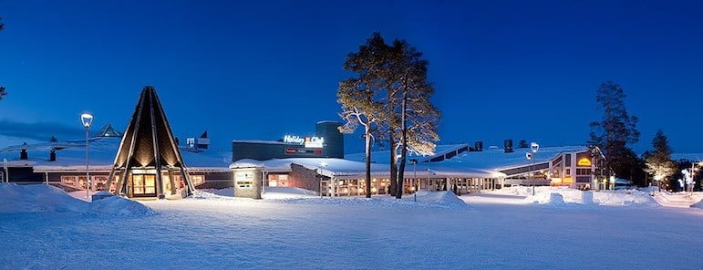 Enjoy a spa break with Holiday Club Resorts and enter our competition to win a winter wonderland stay in one of their resorts in Finland