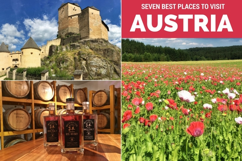 Seven best places to visit from a year of travel: Austria