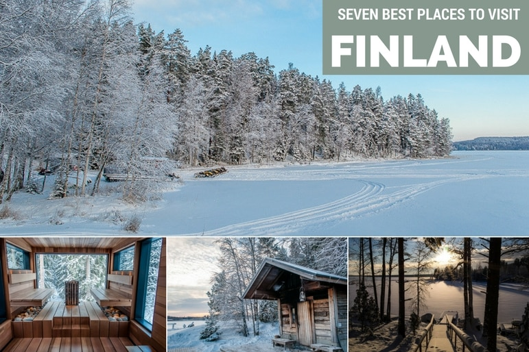 Seven best places to visit from a year of travel: Finland