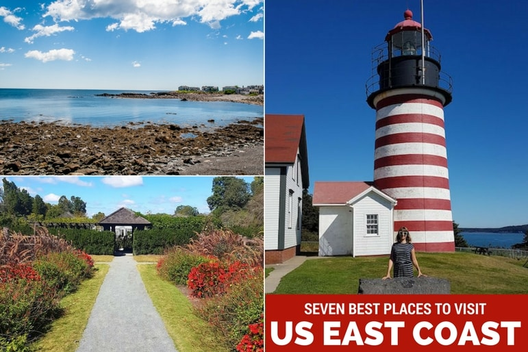 Seven best places to visit from a year of travel: East Coast USA