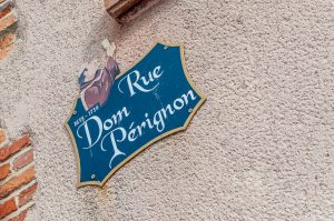 In the village of Hautvillers a street is named after Dom Pérignon