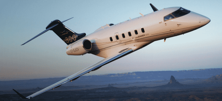 Fly by private jet charter