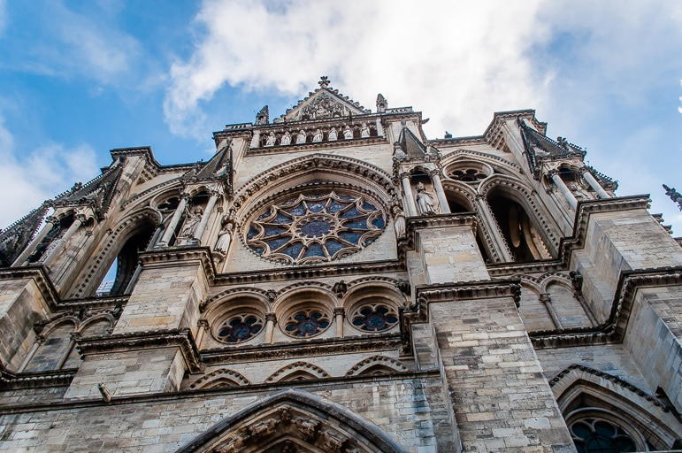 Best French cities - Notre Dame Cathedral, in Reims