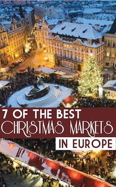 Seven of the best Christmas markets in Europe | Orig Pic: Roderick Eime