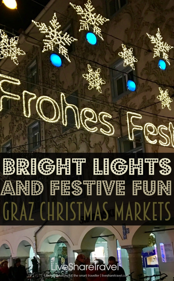 Bright lights and festive fun in Graz