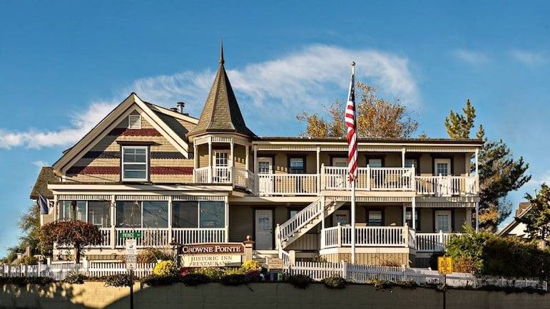 Crowne Pointe Historic Inn, Cape Cod