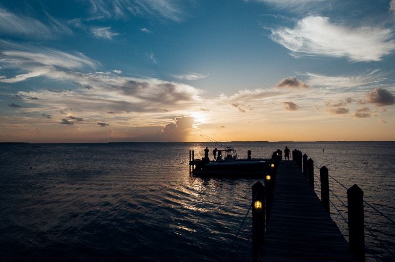 Don't miss a Florida Keys sunset
