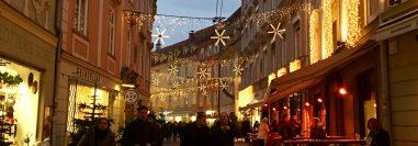 Austrian Christmas markets, glühwein and great food in Graz