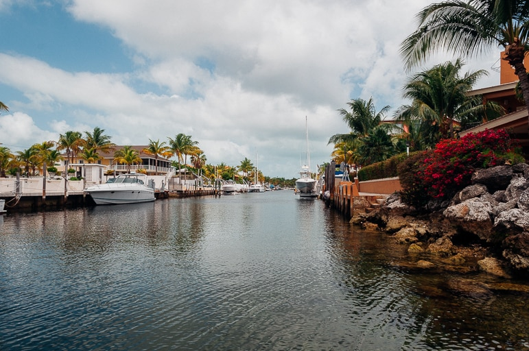 Unusual things to do in the Florida Keys and Key West - take to the canals aboard the African Queen