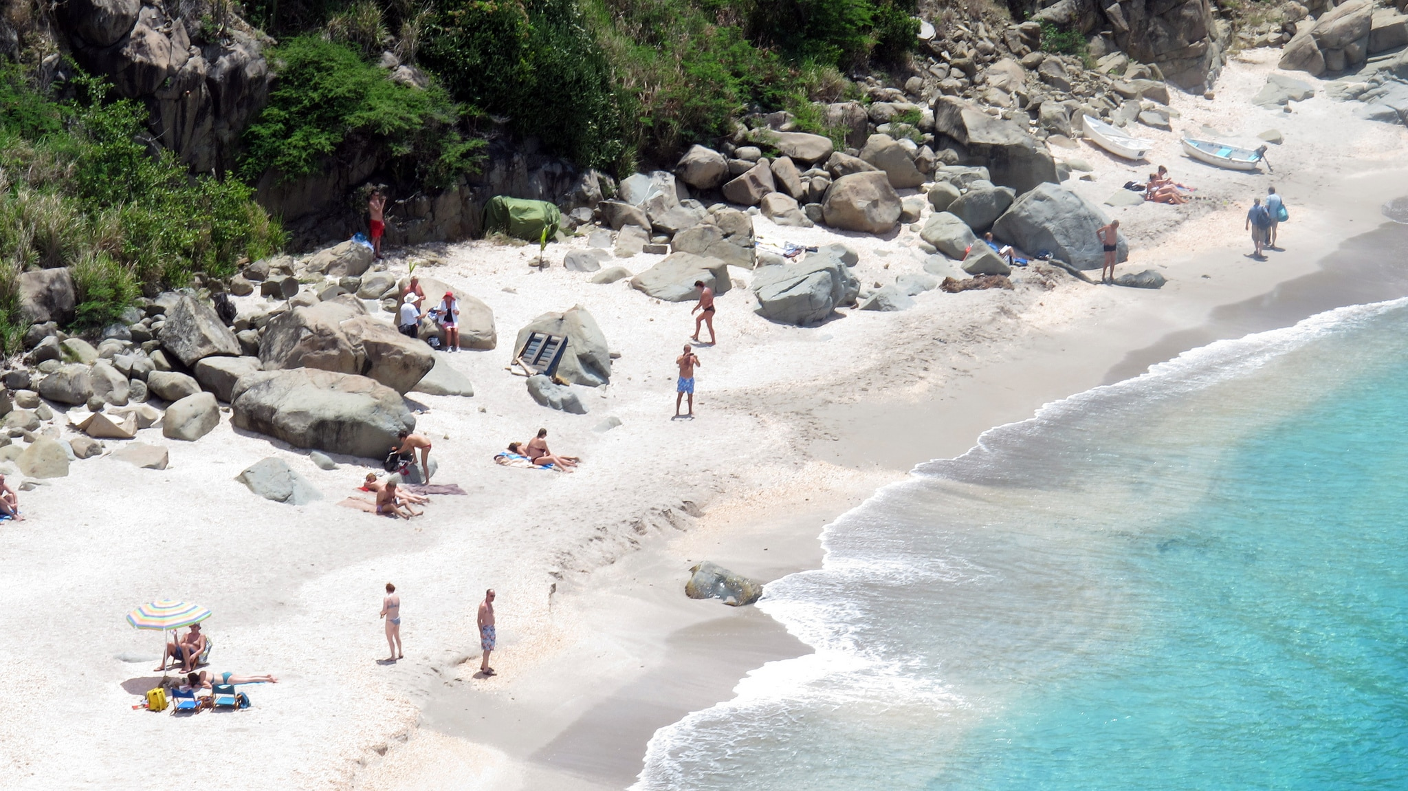 Where to go on holiday - St Barts | pic: Bruce Tuten