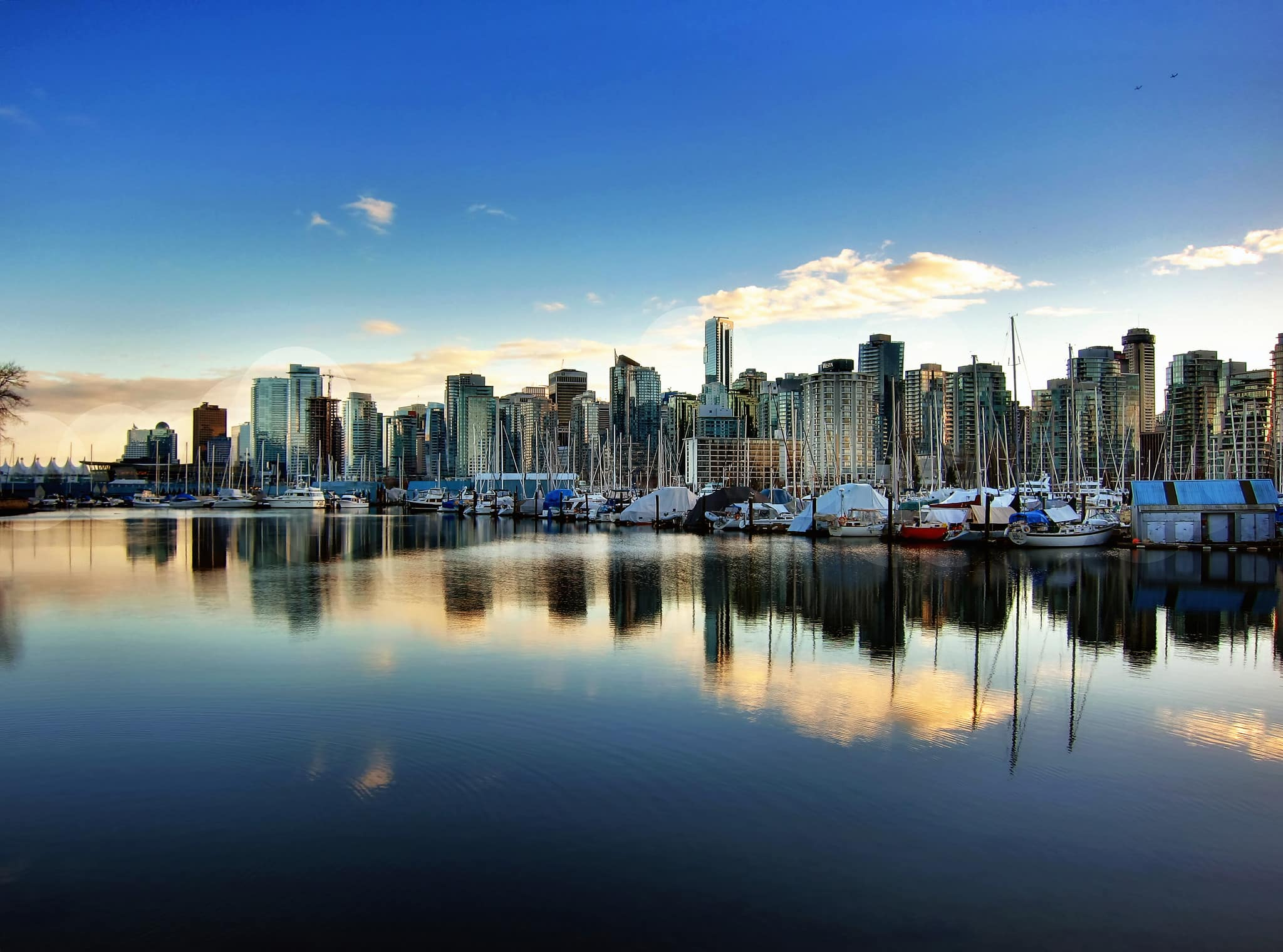 Where to go on holiday - Vancouver, Canada | pic: Nick Kenrick