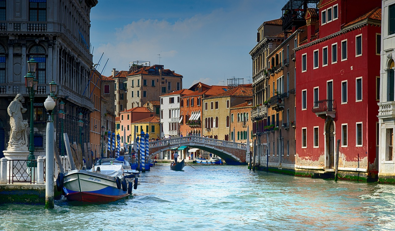 Where to go on holiday - Venice
