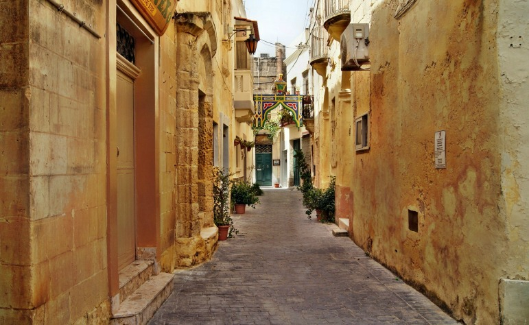 2017 best travel destinations - ancient city, malta