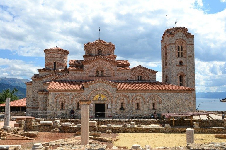 2017 best travel destinations - ancient city, ohrid