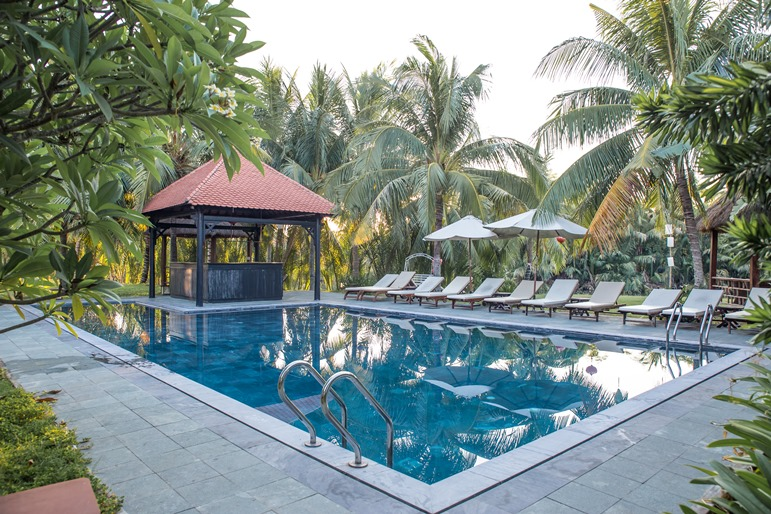 Luxurious poolside retreat and tropical surroundings at the latest RCI-affiliated resort, Karma Cây Tre