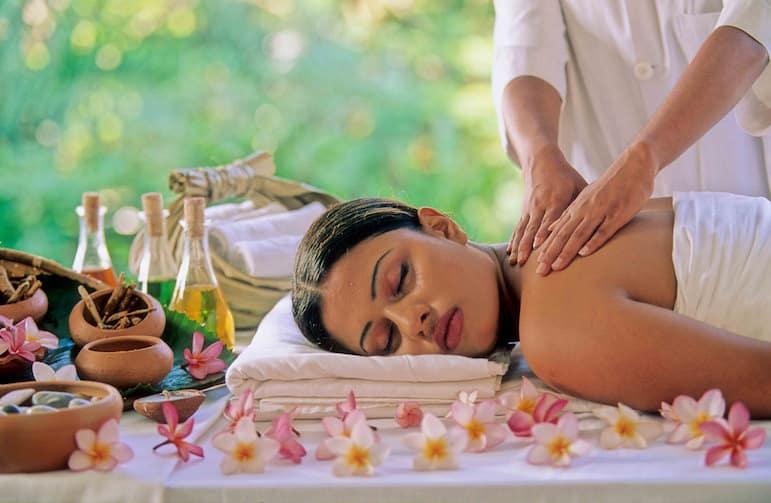 Try Ayurveda at one of India's luxury spa resorts | pic: Amila Tennakoon