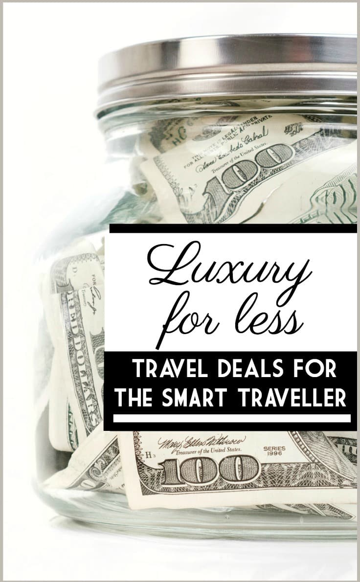 Affordable luxury travel offers - save on hotels, flights, packages, and more around the world