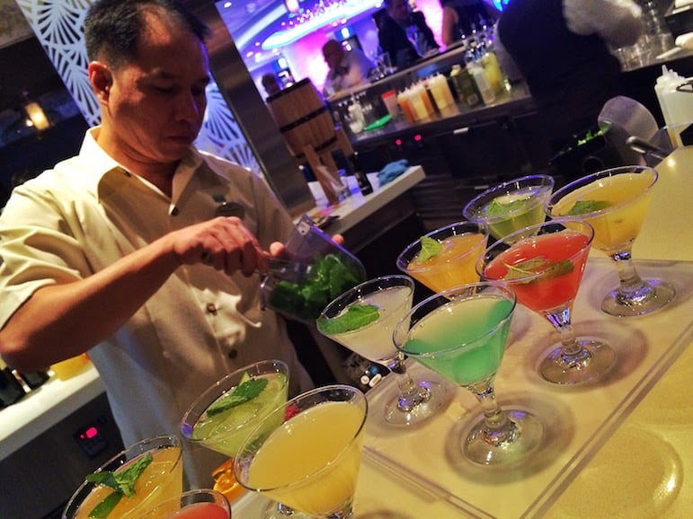 First time cruise tips: all-inclusive packages don't typically include drinks