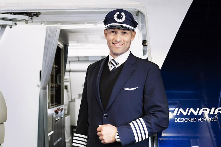 Finnair pilot - the Finnair A350 is flying routes from Helsinki to Asia