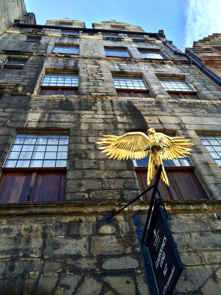 Things to do in Edinburgh - unearth the city's history at Gladstone's Land
