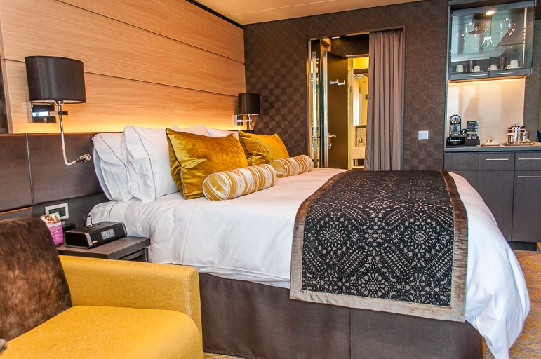 First time cruise tips and tricks: look for a balcony stateroom, or for a luxury option, a suite
