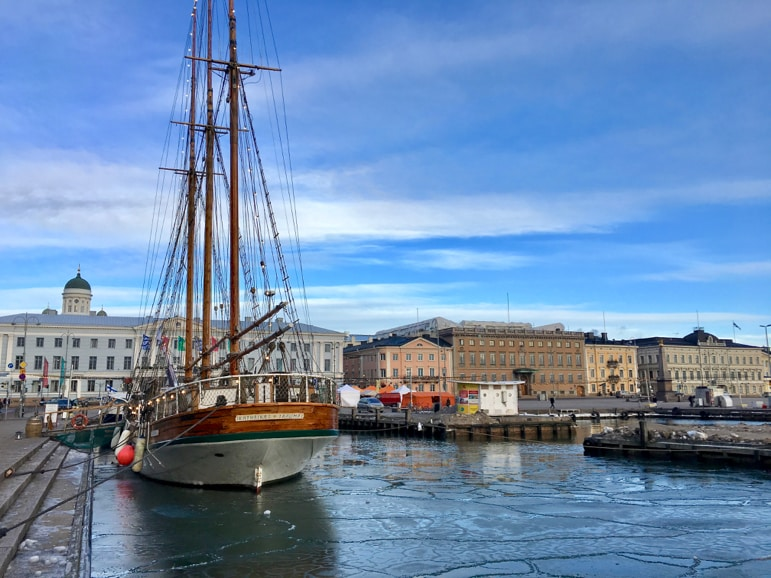 What to do in Helsinki and how to get there
