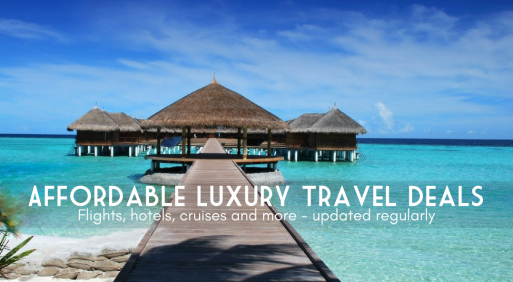 Affordable luxury travel deals – how to travel smart this season