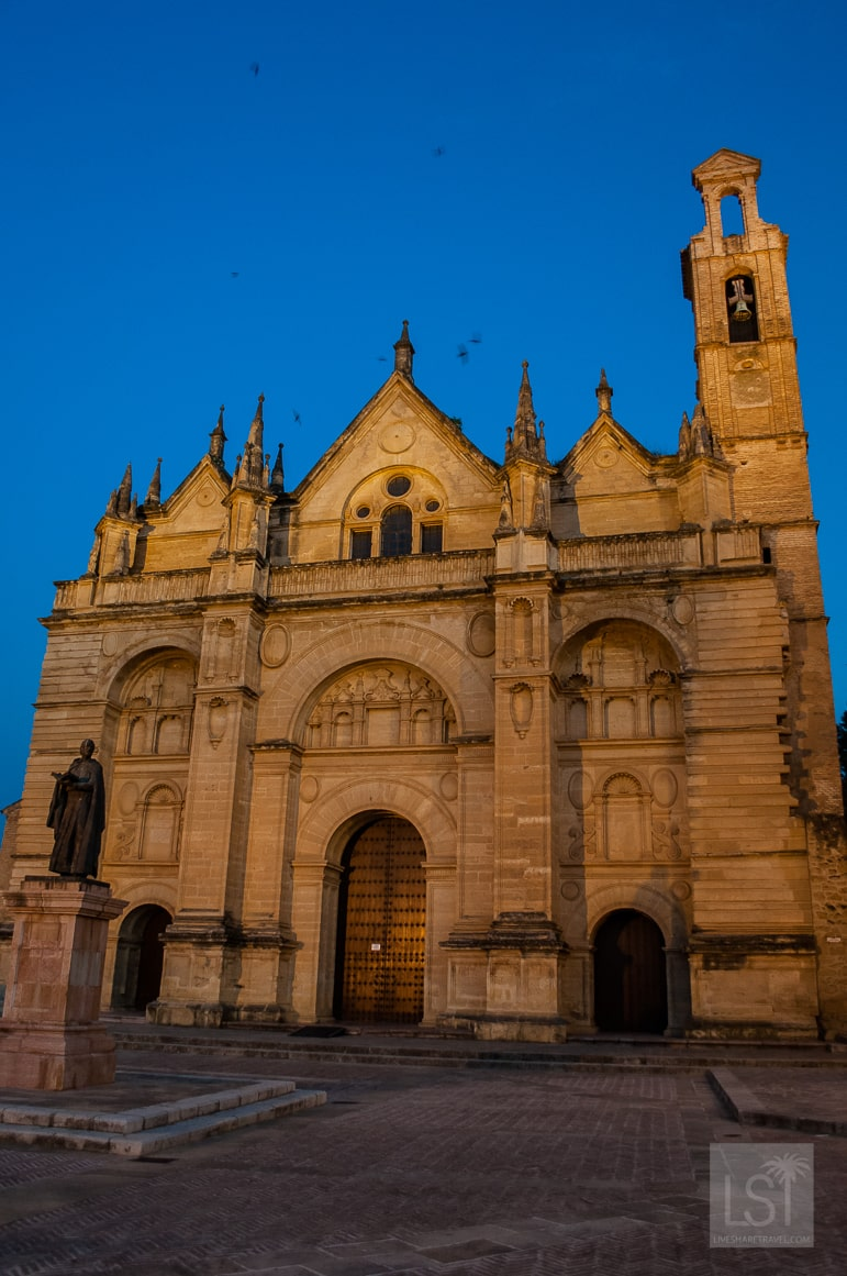 Church in Antequera, Andalucia