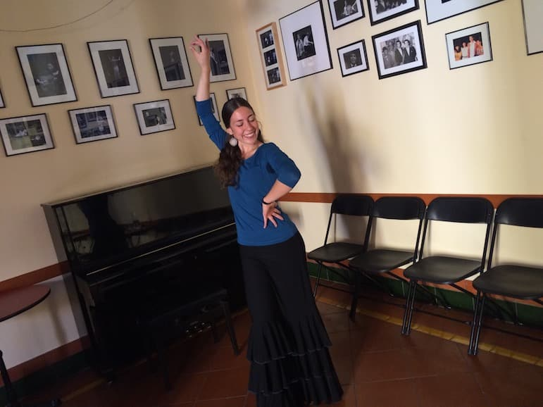 Discovering flamenco in Madrid