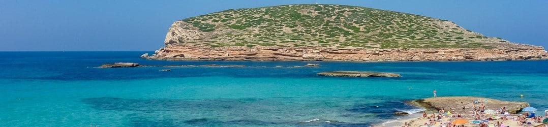 Soaking up the sun in Ibiza puts #SpaininMYheart