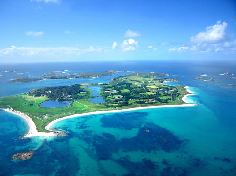 The Scilly Isles, Karma St.Martin's