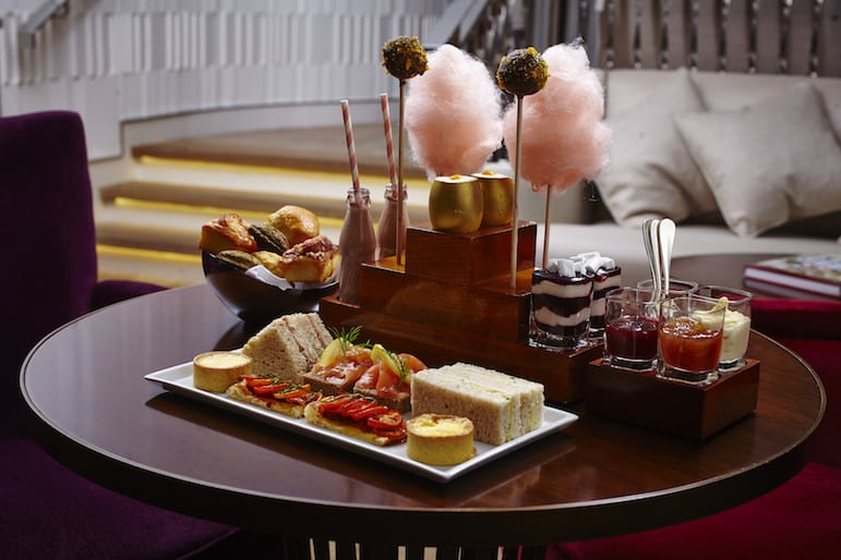 Visit One Aldwych for the best afternoon tea in London| Pic: One Aldwych