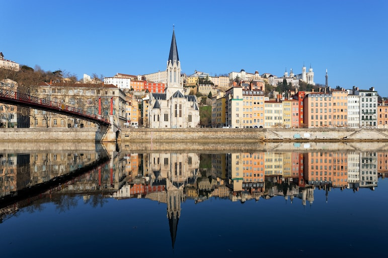 Best French cities - Lyon