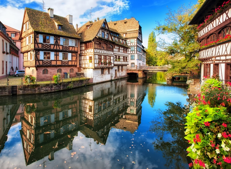 Best French cities - Strasbourg